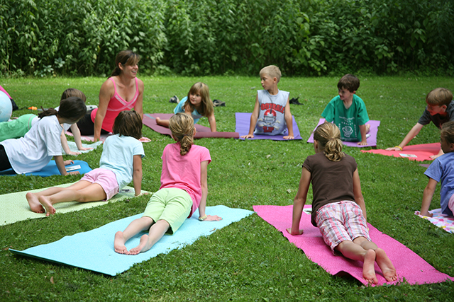 Kids and Yoga - EcoHealth Wellness Center & Detox Spa